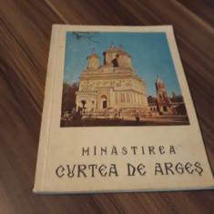 MANASTIREA CURTEA DE ARGES ALBUM MONOGRAFIC 1975