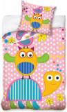 Set lenjerie de pat copii