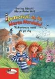 Detectivii de la Marea Nordului. Misterioasa casa de pe dig/Bettina Goschl, Klaus-Petre Wolf, Aramis