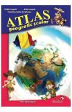Atlas geografic scolar - Catalin Gogota, Adina Gogota, Valentina Stefan-Caradeanu