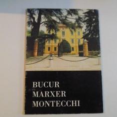 """BUCUR MARXER MONTECCHI , VILLA """"LA PALAZZINA"""" SCANDIANO 1/25 SETTEMBRE , 1994"""