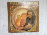 Paul anka just young disc vinyl lp muzica pop embassy 1977 compilatie hituri, VINIL