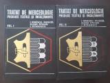 TRATAT DE MERCEOLOGIE Produse textile si incaltaminte Ionescu Muscel (2 volume)
