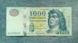 1000 Forint 2010 Ungaria / Matyas Kiraly / Matei Corvin