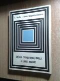 Sintaxa transformationala a limbii romane -E. Vasiliu; Sanda Golopentia-Eretescu