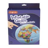 Glob pamantesc gonflabil Keycraft, 30 cm, 3 ani+