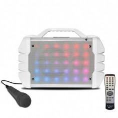 Idance Boxa portabila acumulator Li-Ion microfon Bluetooth / USB 80W RMS