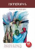 Infernul - repovestita   Dante Alighieri, Isabel Coe, Curtea Veche