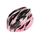 Casca protectie universala + vizor inclus, culoare roz, model CBS04