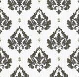 Cumpara ieftin Tapet clasic, baroc, auriu, gri, alb, elegant, simplex, dormitor, Kontinent, 40601