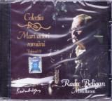 CD - Mari actori romani: Radu Beligan - Miscellanea ( SIGILAT )