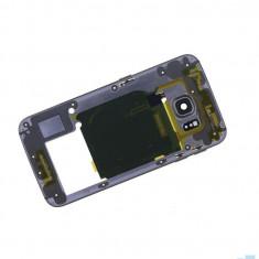 3fb0e37bf7e Cauti Rama carcasa mijloc Samsung Galaxy S6 Edge G925F gold? Vezi ...