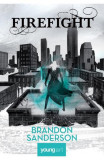 Firefight, Brandon Sanderson
