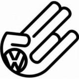 Stickere auto JDM shocker VW