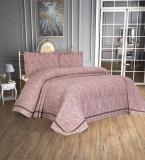 Cumpara ieftin Cuvertură de pat Valentini Bianco Satin Deluxe, model Bamboo Lila