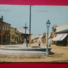Romania Ramnicu Sarat Strada Victoriei