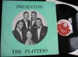 Vinil    The Platters – Presenting The Platters   ( VG+)