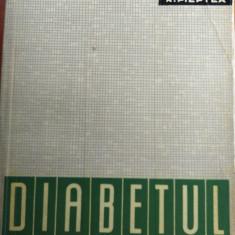 DIABETUL - I. PAVEL & R. PIEPTEA