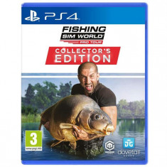 Fishing Sim World Pro Tour Collector S Edition Ps4
