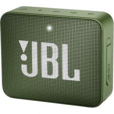 Boxa Portabila Go 2 Verde, JBL