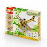 Set constructie lego 3 modele avioane, copii 6 ani+, Eco Builds