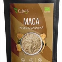 Niavis Maca Pulbere Ecologica/BIO 125g