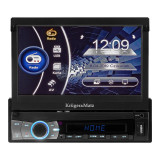 Radio Mp5 Player 1 DIN 7 inch BT 4X40W K&M