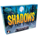 Shadows in the forrest