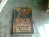 Schimbarea la fata a Romaniei , Emil Cioran , 1990