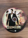 DVD Film - Rock n Rolla, Romana