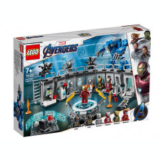 LEGO Marvel Super Heroes - Iron Man - Sala Armurilor 76125