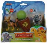 Set figurine Simba Garda Felina Bunga Battle Pack