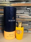 PARFUM TESTER SOSPIRO Erba Gold 100ml - unisex, 100 ml, Apa de parfum, Oriental