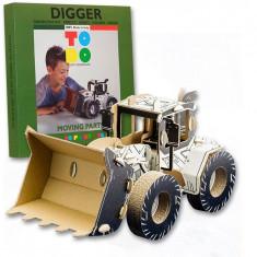 Joc creativ 3D Digger