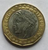 Italia 1000 lire 1997, Europa