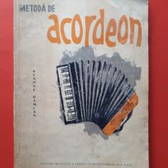 METODA DE ACORDEON  × Benone Damian