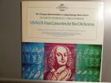 Vivaldi – Four Concertos for Two Orchestras (1967/Seraphim/USA) - VINIL/NM