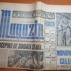 magazin 8 decembrie 1962-succese ale industriei clujene