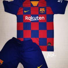 Compleu Echipament pt. copii Barcelona Messi 2020