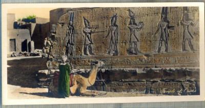 AD 581 C. P. VECHE -KARNAK -TEMPLE OF OPAT. -EGYPT foto