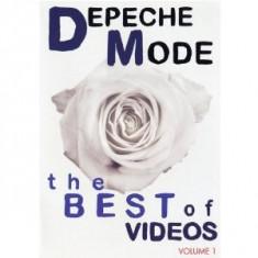 Depeche Mode The Best Of Depeche Mode Vol.1 (dvd)