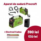 Cumpara ieftin Aparat de sudura invertor PROCRAFT Germany AWH-285, ELECTROD 1.6-4MM