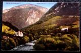 ROMANIA Baile Herculane Valea Cernei ANUL 1928 NECIRCULATA  **, Printata