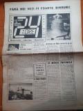 ziarul 24 ore  din 30 ianuarie 1990-ziar din iasi