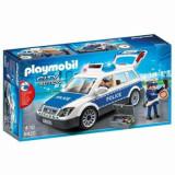 Cumpara ieftin Playmobil City Action, Masina de politie cu lumini si sunete