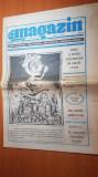 ziarul magazin 14 iulie 1990-prima conferinta nationala de yoga