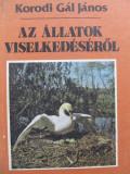 Az allatok viselkedeserol - Korodi Gal Janos