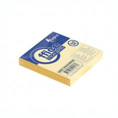 Notite adezive Forpus 42003 75x75 mm 100 file galben