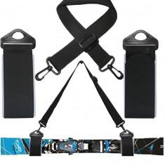Accesorii pentru carat schiuri