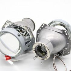 Lupe Bixenon 3″ tip Hella G5 pentru becuri H7 xenon, LED sau halogen Premium